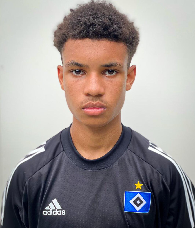 Bilal Damala HSV Jugend Agyemang